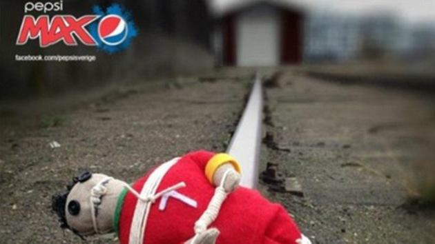 Fotos: Pepsi se disculpa por hacerle vudú a Cristiano Ronaldo