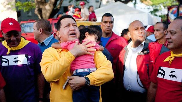 """Las primeras palabras de Chávez: """"¿Cómo está mi pueblo?"""""""