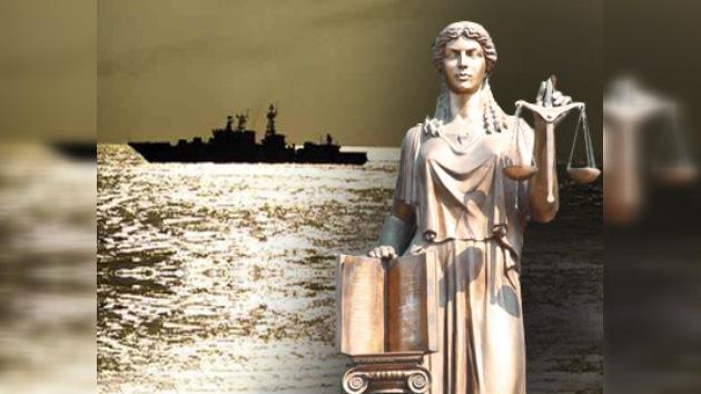 El Tribunal de Grecia mandó a la cárcel a los seis marinos ucranianos