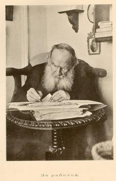 Las fotos inéditas de León Tolstoi
