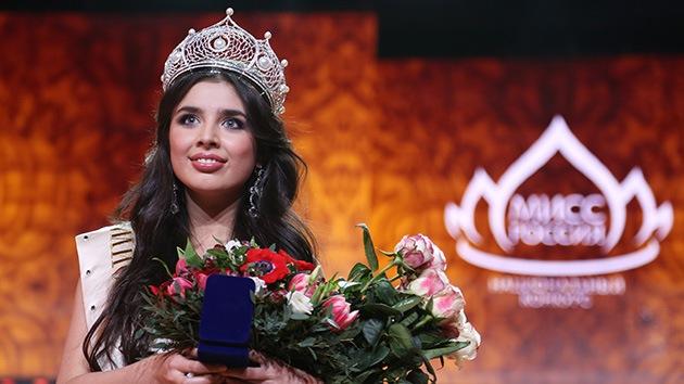 Fotos: Coronan a la nueva Miss Rusia 2013