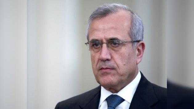 El Líbano intenta adquirir aviones militares rusos