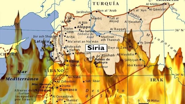 """Siria: """"Un ataque contra nosotros encendería Oriente Medio"""""""