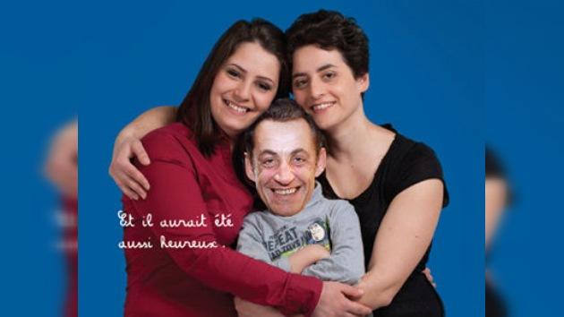 """""""Nicolas Sarkozy también podría haber tenido dos mamás lesbianas"""""""
