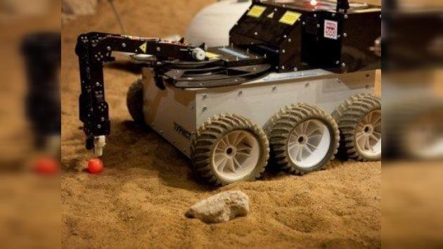 """""""Viajeros espaciales"""" se preparan para pisar el planeta rojo"""