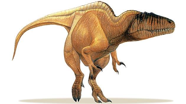 Bautizan a un dinosaurio como 'Ojo de Sauron'