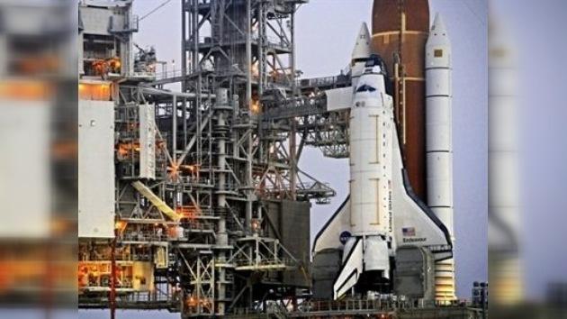 El transbordador Endeavour iniciará su última misión el 29 de abril