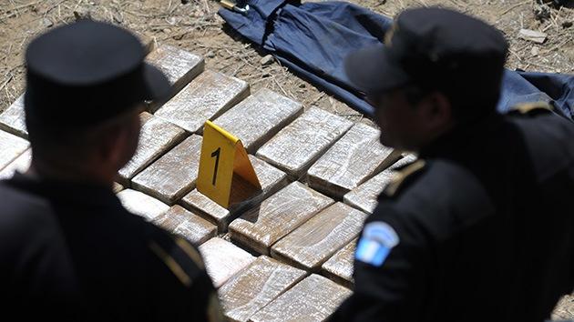 Guatemala se plantea legalizar la cocaína con baja concentración estupefaciente