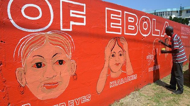 """""""Departamento de Defensa de EE.UU. está implicado en la creación del brote de ébola"""""""