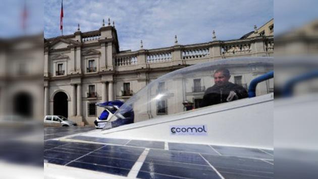 Chile acogerá la primera carrera de coches solares de América Latina