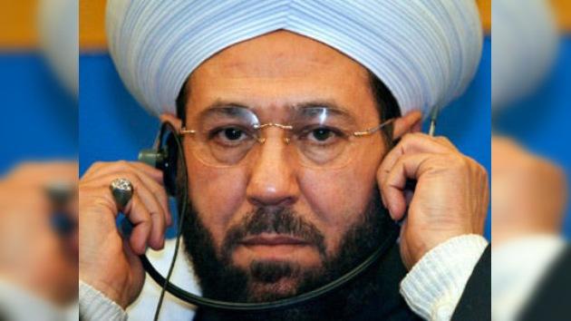 El gran mufti de Siria agita la amenaza del terrorismo suicida contra Occidente