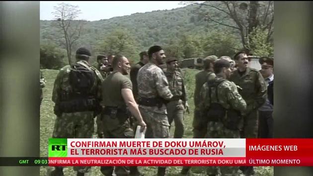Cae Doku Umarov, el terrorista número uno en Rusia