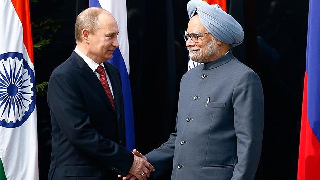 Putin, con un 'as bajo la manga': Rusia planea construir un oleoducto con la India