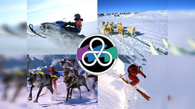 Atletas de Yamal representarán a Rusia en los Juegos Árticos en Canadá