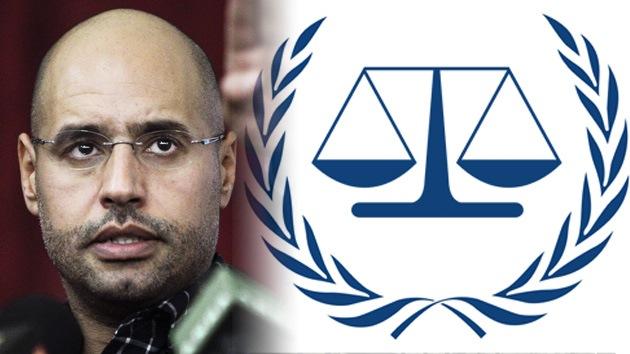 La Haya cuestiona su propio derecho a juzgar al hijo de Muammar Gaddafi