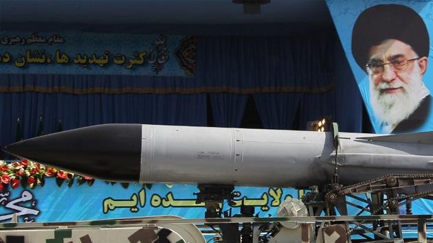 Video: Irán muestra su nuevo sistema antiaéreo