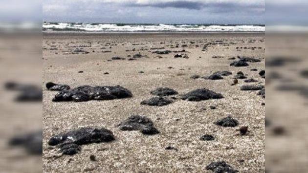 Las costas de Nueva Zelanda ante la amenaza tóxica del Rena