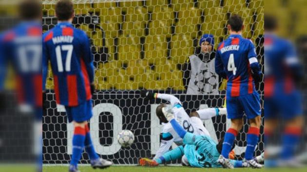 El CSKA cae ante el Lille y se queda casi sin opciones de ir a octavos de la Champions