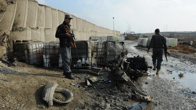 Fuerte explosión cerca de la sede de la OTAN y la embajada de EE.UU. en Afganistán
