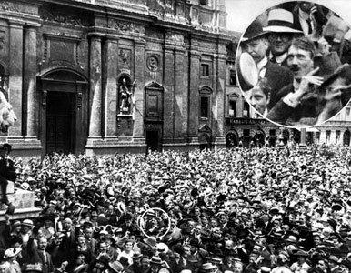 Una famosa foto de Hitler podría ser una falsificación