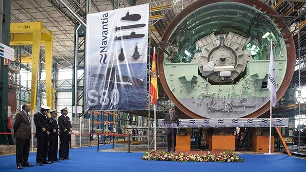 EE.UU. ayudará a España a corregir un 'error de cálculo' en el submarino S-81