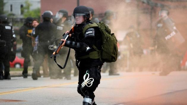 Un futuro policía de EE.UU. aboga por las cámaras de gas
