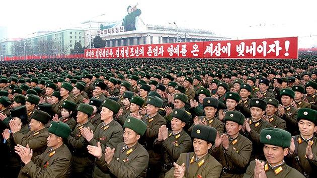 Corea del Norte advierte sobre nuevas acciones en respuesta a la política de EE.UU.