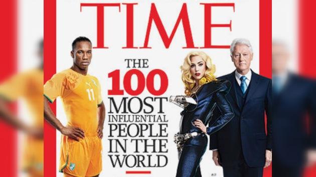 Time: Lula da Silva, persona más influyente del mundo