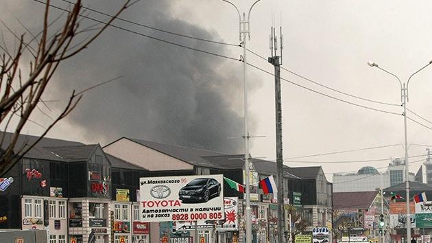 Operación antiterrorista en Chechenia:10 radicales abatidos