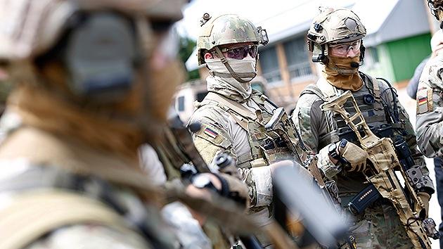 Alemania estudia enviar tropas en una misión de la OSCE al este de Ucrania