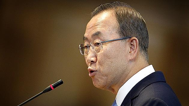 """Ban Ki-moon: """"Los inspectores de la ONU abandonarán Siria este sábado"""""""