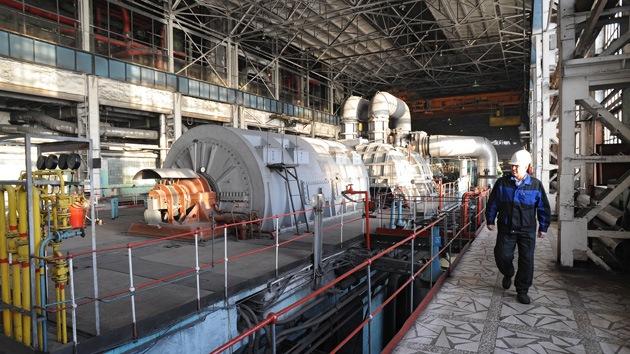 Rusia e Irán perfilan un contrato millonario de proyectos de electricidad
