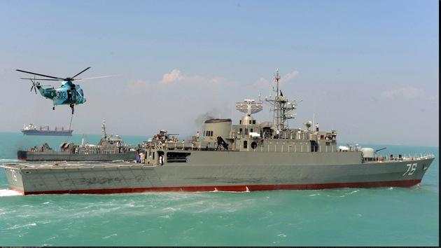 La Armada iraní ampliará su presencia cerca del Polo Sur