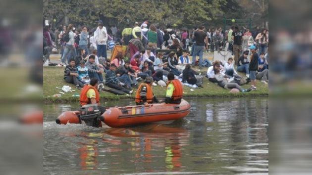 Al menos 50 jóvenes heridos en festejos del Día del Estudiante en Argentina