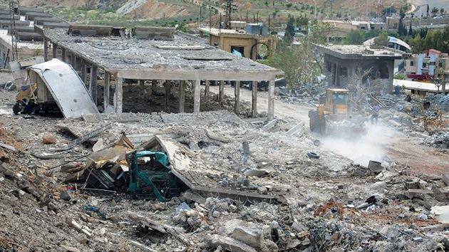 EE.UU. se lava las manos y alega que desconocía el plan israelí de ataque a Siria