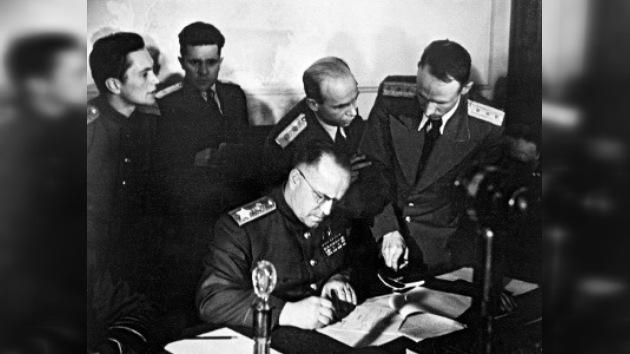 Se cumplen 65 años de la capitulación de Alemania