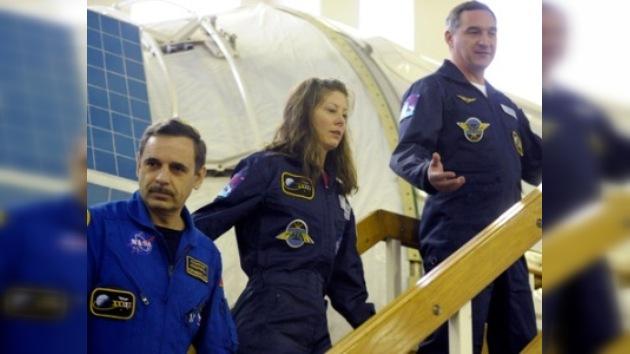 24.ª expedición espacial llegó al cosmódromo Baikonur