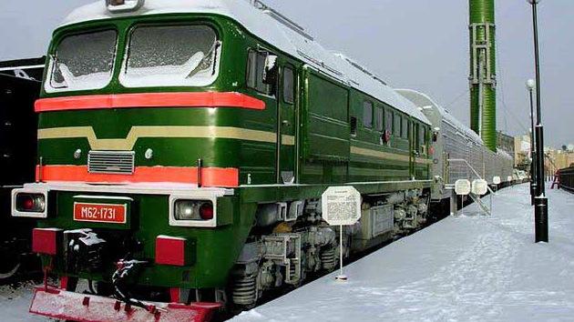 China corre el velo de su programa de misiles estratégicos móviles en trenes
