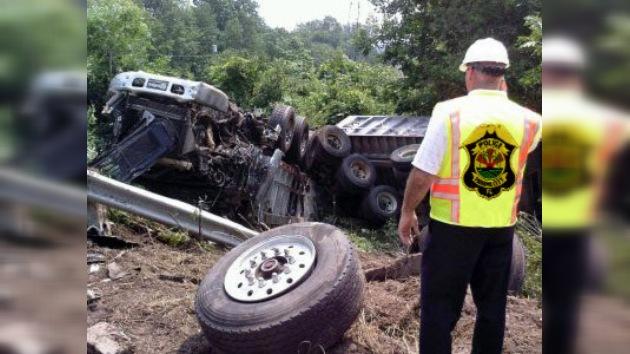 Al menos 12 muertos y 20 heridos en un accidente de tráfico en Panamá