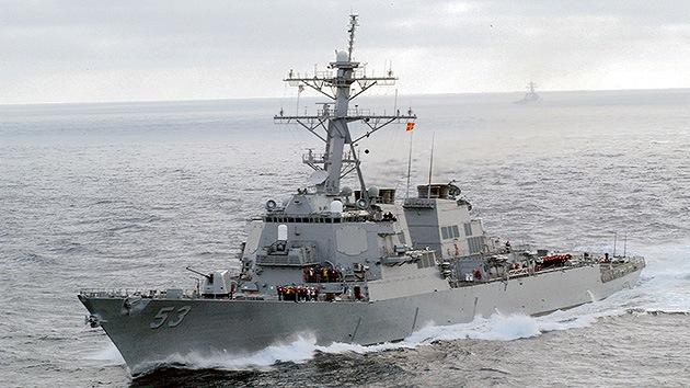 EE.UU. fortalece su presencia naval en Hawái con el envío de dos destructores
