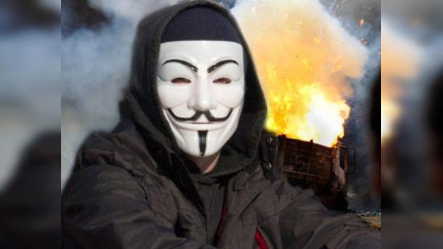 RT revela los secretos de Anonymous, ¿protesta pacífica o terrorismo cibernético?