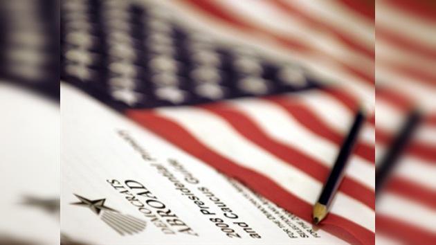 Las recientes elecciones en EE. UU: resultados provisionales