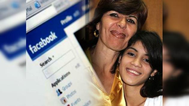 Mujer venezolana encuentra en Facebook a su hija desaparecida