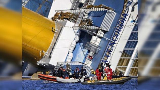Dan por finalizada la búsqueda en el 'Costa Concordia'