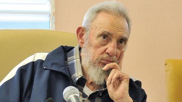 """Fidel Castro: El derribo de avión malasio es una """"provocación insólita"""" de Ucrania"""