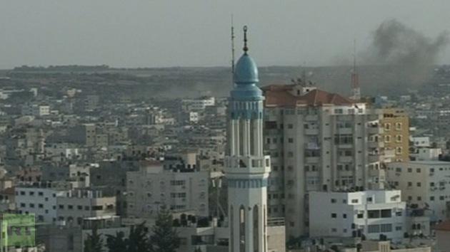 Caen tres misiles en un asentamiento en Jerusalén