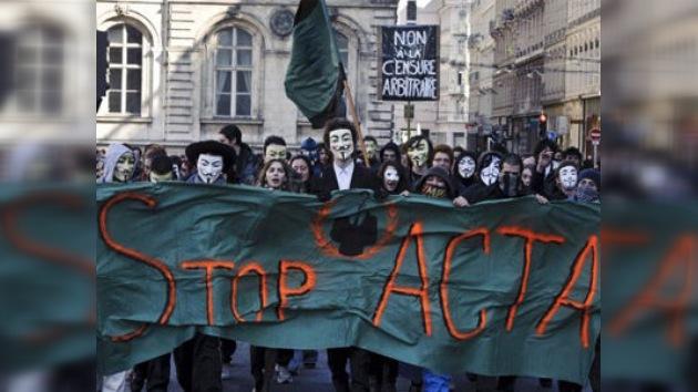 ACTA: el primer Comité europeo recomienda decirle  'no'