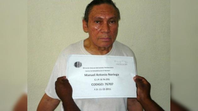 Panamá: Noriega pide para su celda un televisor, aire acondicionado e Internet