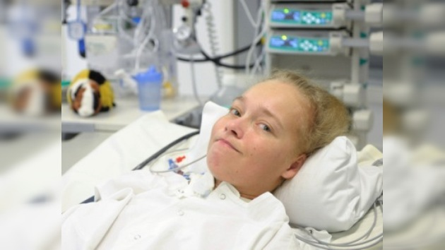 Irina Skvortsova recibirá el alta en dos o tres semanas
