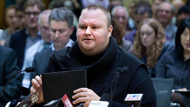 Kim Dotcom demanda al Gobierno de Nueva Zelanda por más de 4 millones de dólares